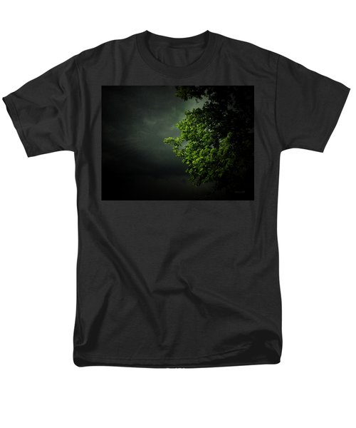 Men's T-Shirt  (Regular Fit) featuring the photograph Severe Weather by Cynthia Lassiter