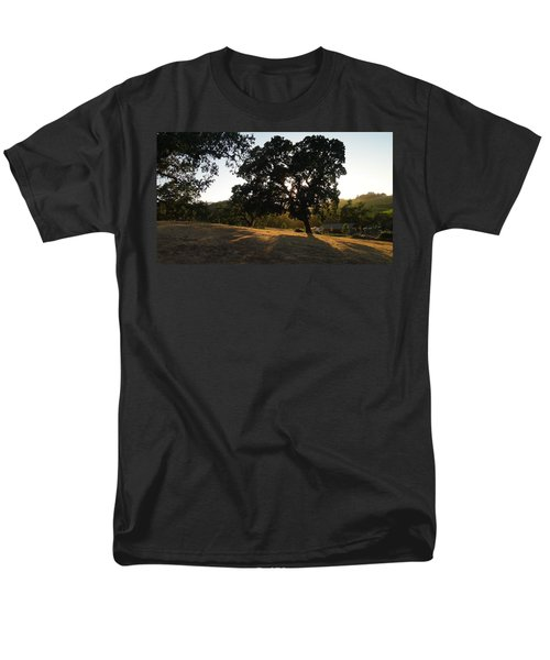 Shade Tree  Men's T-Shirt  (Regular Fit) by Shawn Marlow