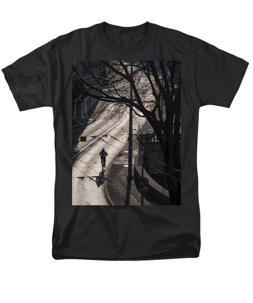 Shadow And Light Men's T-Shirt  (Regular Fit) by Muhie Kanawati