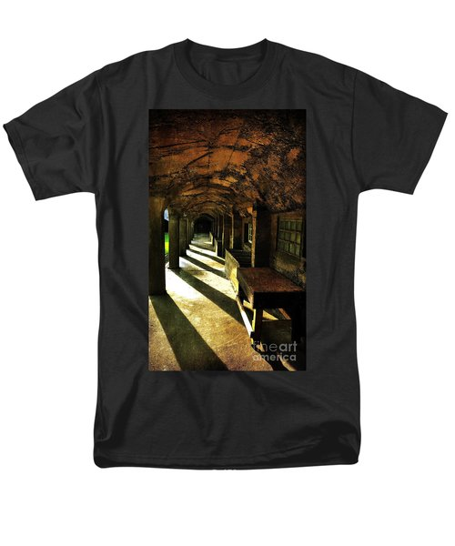 Shadows And Arches I Men's T-Shirt  (Regular Fit)