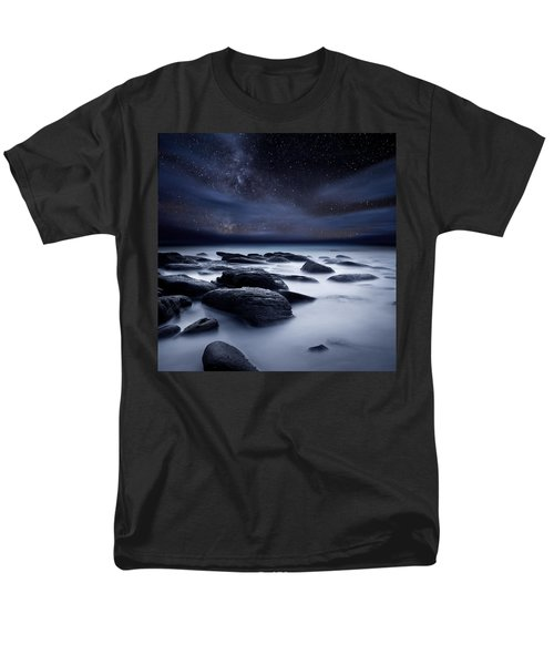 Shadows Of The Night Men's T-Shirt  (Regular Fit) by Jorge Maia