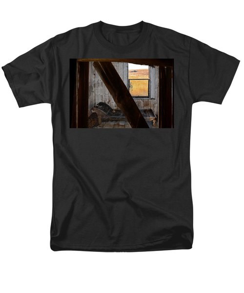 Shadows Of The Past Men's T-Shirt  (Regular Fit) by Ed Hall