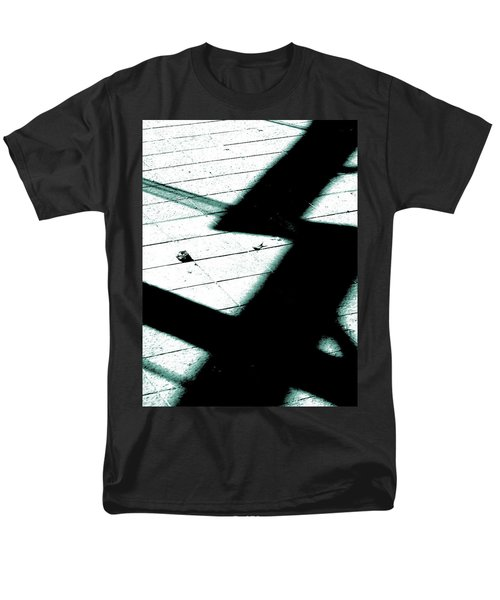 Shadows On The Floor  Men's T-Shirt  (Regular Fit) by Steve Taylor