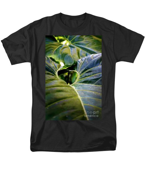 Men's T-Shirt  (Regular Fit) featuring the photograph Shapes Of Hawaii 11 by Ellen Cotton