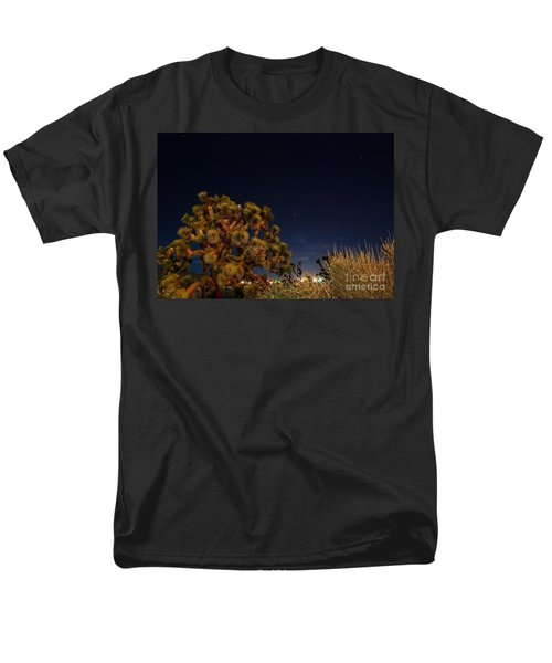 Sharing The Land Men's T-Shirt  (Regular Fit) by Angela J Wright