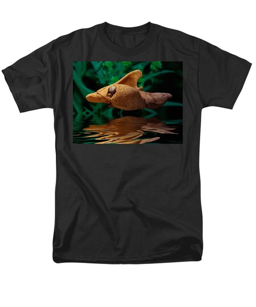 Men's T-Shirt  (Regular Fit) featuring the photograph Sharkwood by WB Johnston