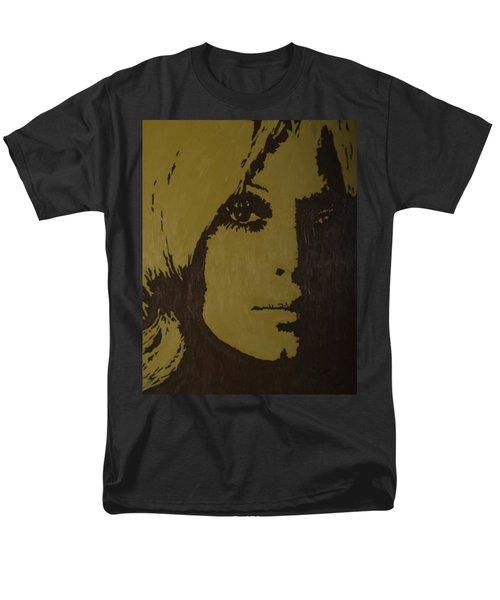 Men's T-Shirt  (Regular Fit) featuring the painting Sharon by Darlene Fernald