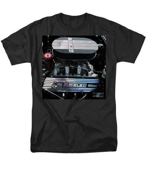 Men's T-Shirt  (Regular Fit) featuring the photograph Shelby By Roush by Chris Thomas