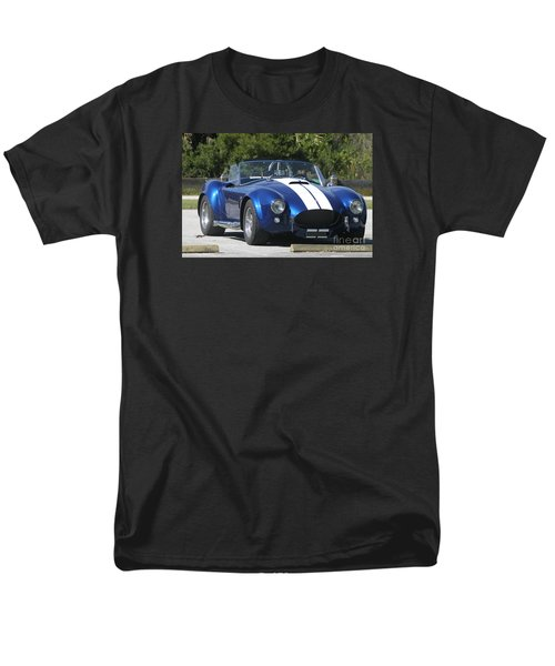 Shelby Cobra Men's T-Shirt  (Regular Fit) by Christiane Schulze Art And Photography