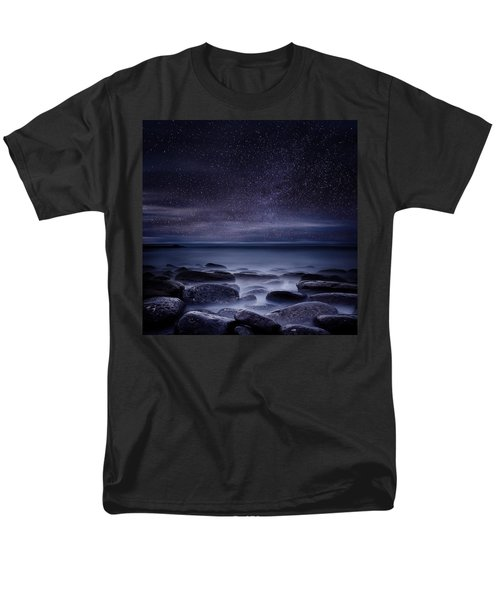 Shining In Darkness Men's T-Shirt  (Regular Fit) by Jorge Maia