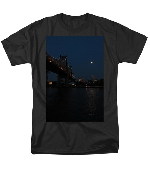 Shining Moon Men's T-Shirt  (Regular Fit) by Catie Canetti