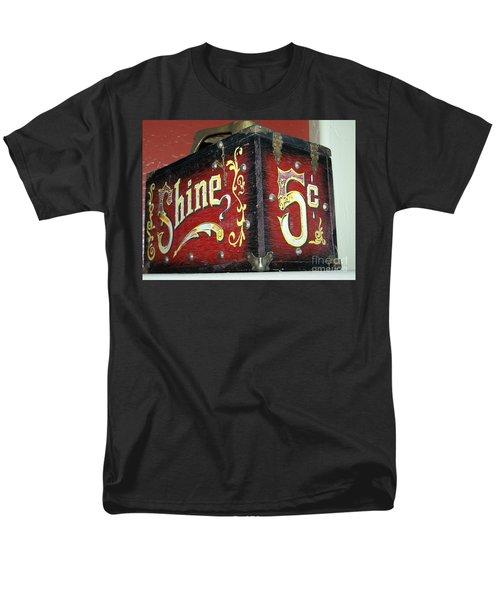 Shoe Shine Kit Men's T-Shirt  (Regular Fit)