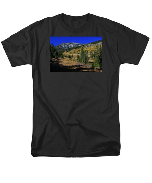 Men's T-Shirt  (Regular Fit) featuring the photograph Sierra Fall  by Sean Sarsfield