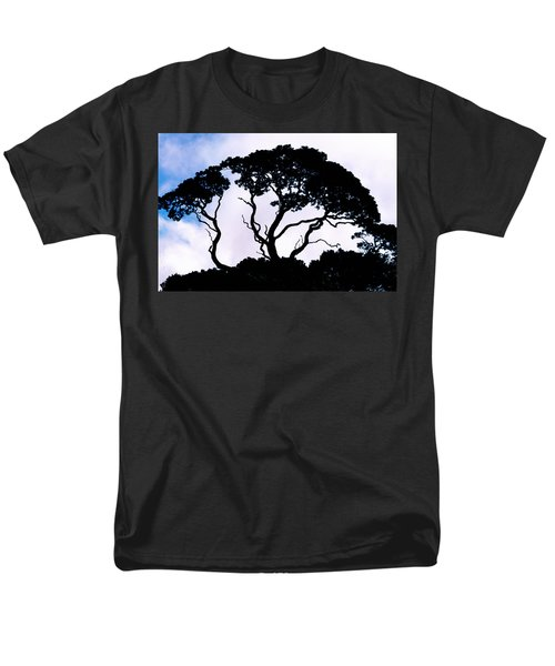 Men's T-Shirt  (Regular Fit) featuring the photograph Silhouette by Jim Thompson