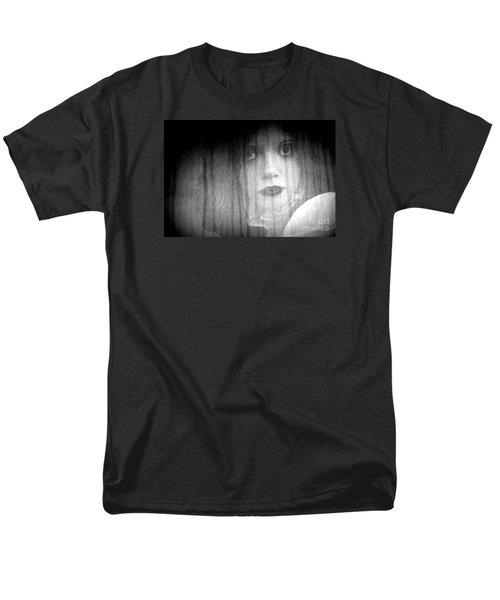 Men's T-Shirt  (Regular Fit) featuring the photograph Silken Beauty by Steven Macanka