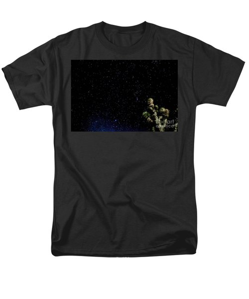Simply Star's Men's T-Shirt  (Regular Fit) by Angela J Wright