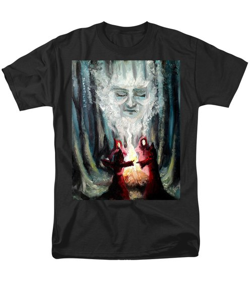 Sisters Of The Night Men's T-Shirt  (Regular Fit) by Shana Rowe Jackson