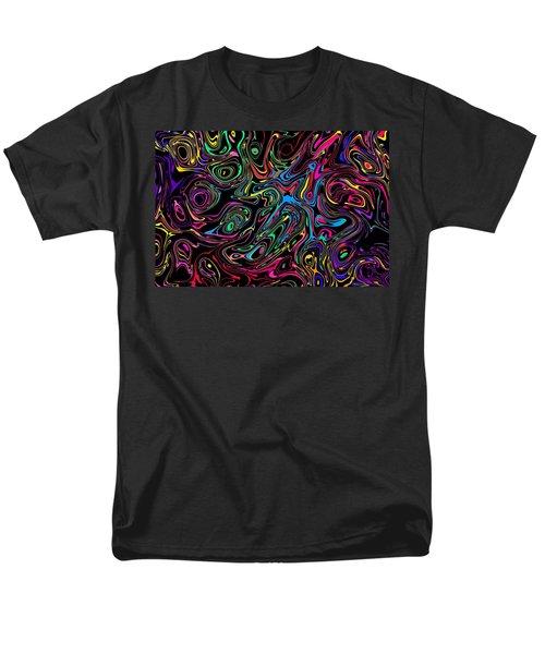 Sklerb 1 Men's T-Shirt  (Regular Fit) by Mark Blauhoefer