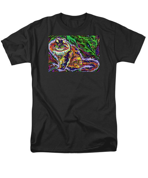 Skogkatt 1999 Men's T-Shirt  (Regular Fit) by Robert SORENSEN