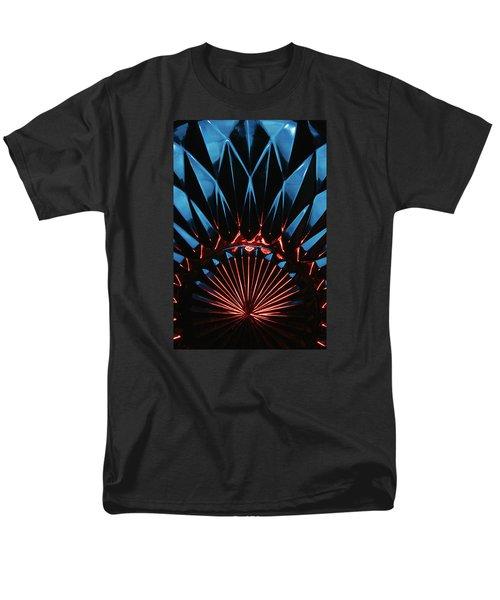 Men's T-Shirt  (Regular Fit) featuring the photograph Skc 0269 Cut Glass by Sunil Kapadia