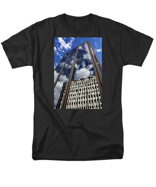 Men's T-Shirt  (Regular Fit) featuring the photograph Skyward by Linda Bianic