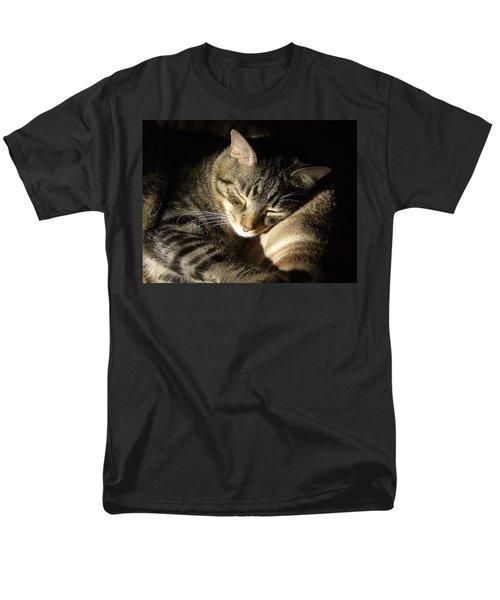 Sleeping Beauty Men's T-Shirt  (Regular Fit) by Leslie Manley