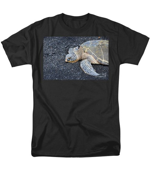 Men's T-Shirt  (Regular Fit) featuring the photograph Sleepy Head by David Lawson