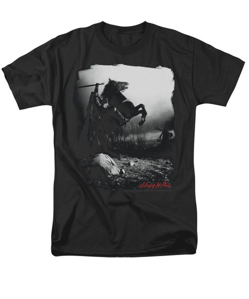 Sleepy Hollow - Foggy Night Men's T-Shirt  (Regular Fit)