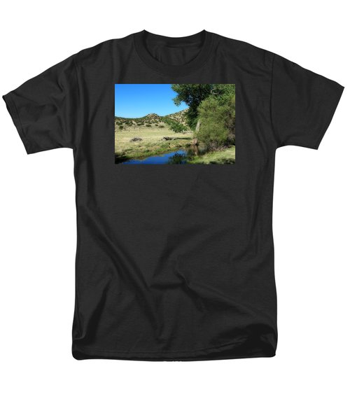 Men's T-Shirt  (Regular Fit) featuring the photograph Sleepy Summer Afternoon by Elizabeth Sullivan