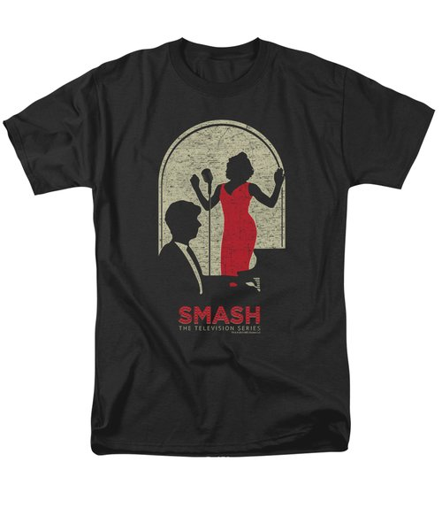 Smash - Stage Men's T-Shirt  (Regular Fit) by Brand A