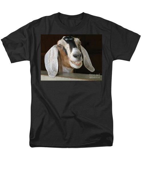 Smile Pretty Men's T-Shirt  (Regular Fit)