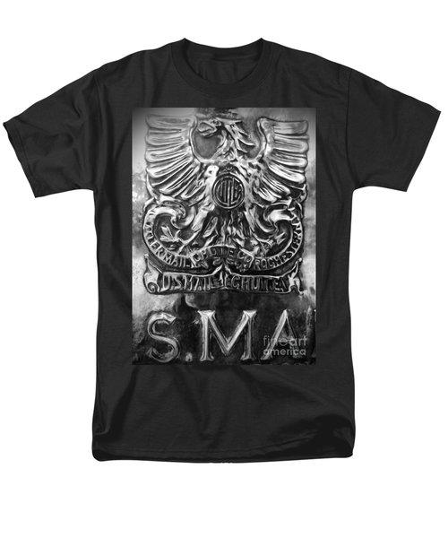 Men's T-Shirt  (Regular Fit) featuring the photograph Snail Mail by James Aiken