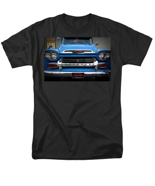 Something Bout A Truck Men's T-Shirt  (Regular Fit) by Laurie Perry