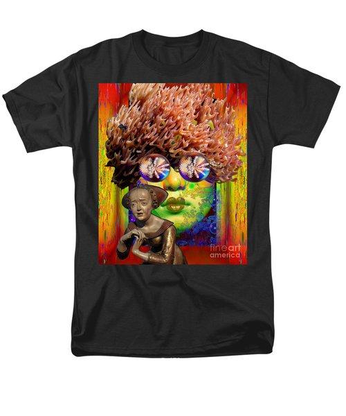 Solar  Awakening Men's T-Shirt  (Regular Fit) by Joseph Mosley