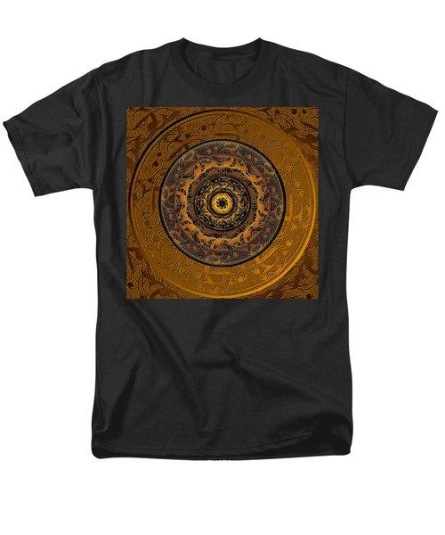 Song Of Heaven Mandala Men's T-Shirt  (Regular Fit) by Michele Avanti
