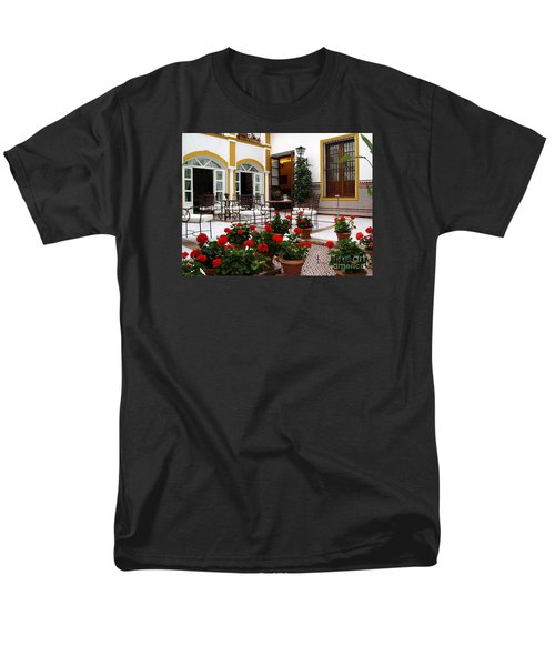 Men's T-Shirt  (Regular Fit) featuring the photograph Spain by Haleh Mahbod