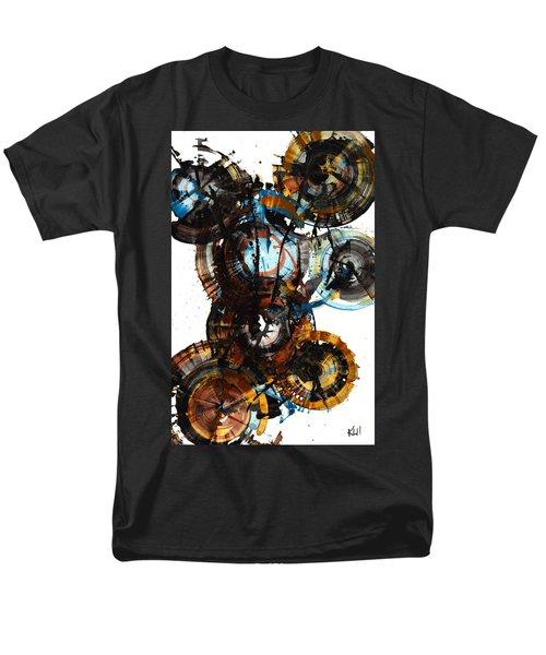 Spherical Joy Series - 995.042212 Men's T-Shirt  (Regular Fit) by Kris Haas