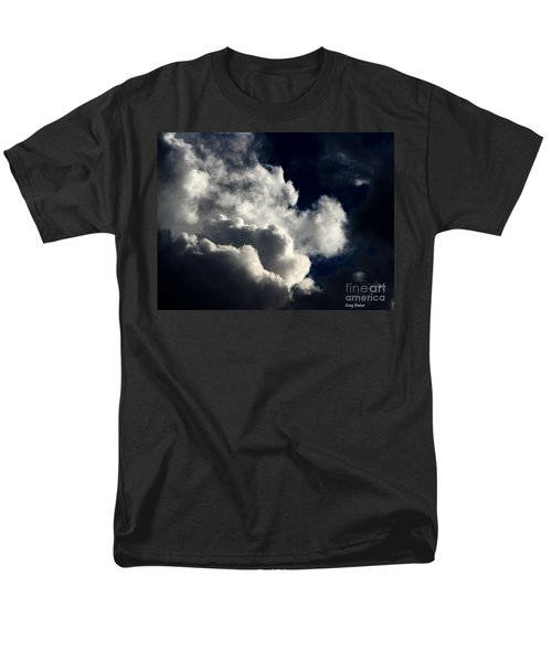 Spiritual Men's T-Shirt  (Regular Fit) by Greg Patzer