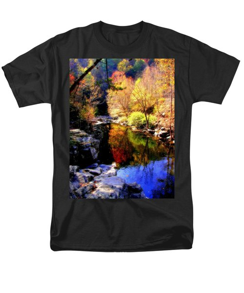 Splendor Of Autumn Men's T-Shirt  (Regular Fit)