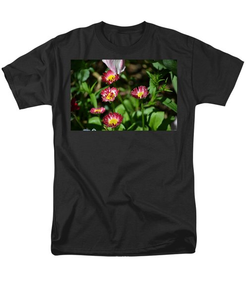 Men's T-Shirt  (Regular Fit) featuring the photograph Spring Blooms by Tara Potts