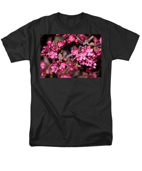 Men's T-Shirt  (Regular Fit) featuring the photograph Spring's Arrival by Roselynne Broussard