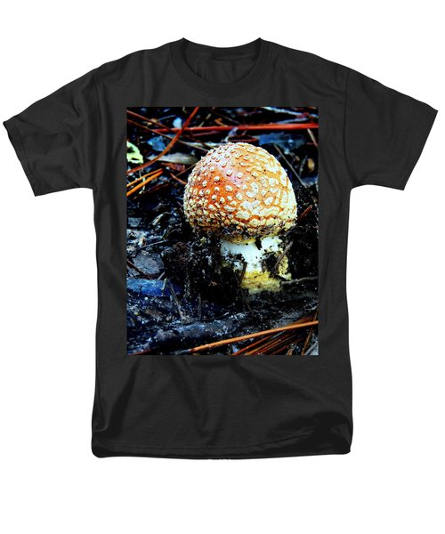 Men's T-Shirt  (Regular Fit) featuring the photograph Sprout by Faith Williams