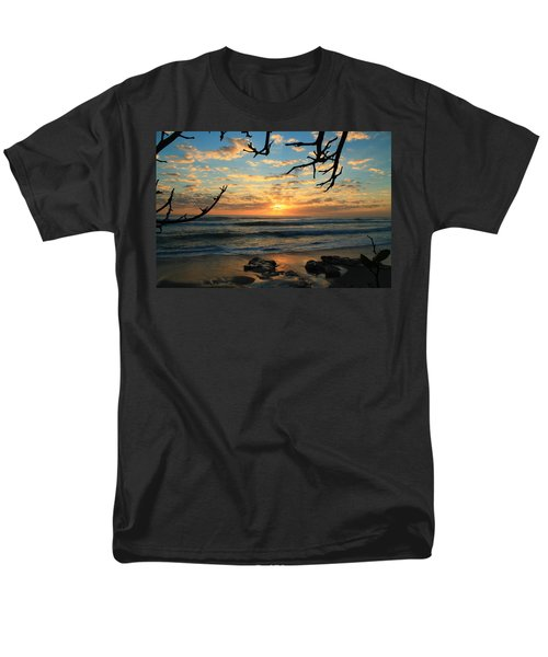 Spying At The Sun Men's T-Shirt  (Regular Fit) by Catie Canetti