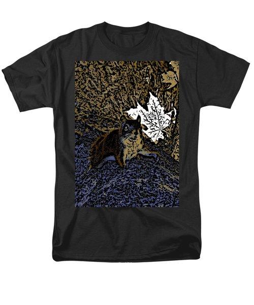 Squirrel Men's T-Shirt  (Regular Fit) by Jason Lees