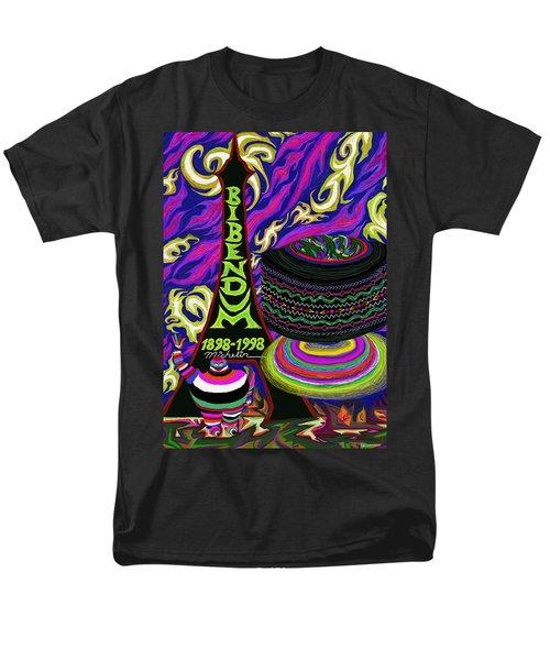 S.s. Europhazia Men's T-Shirt  (Regular Fit) by Robert SORENSEN