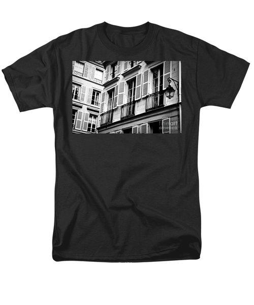 St Germain Des Pres Men's T-Shirt  (Regular Fit) by Lana Enderle
