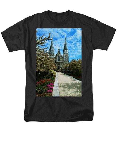 St Thomas Of Villanova Men's T-Shirt  (Regular Fit) by William Norton