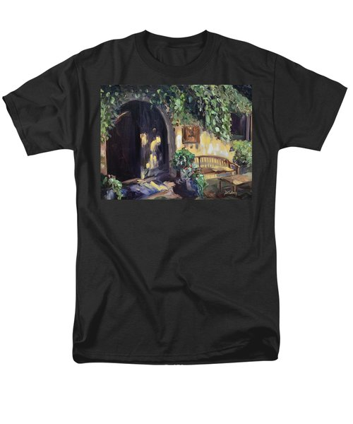 Stags Leap Wine Cellars Tasting Room Men's T-Shirt  (Regular Fit)