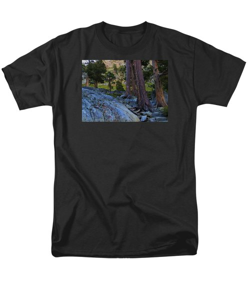 Men's T-Shirt  (Regular Fit) featuring the photograph Stairway To Heaven by Sean Sarsfield