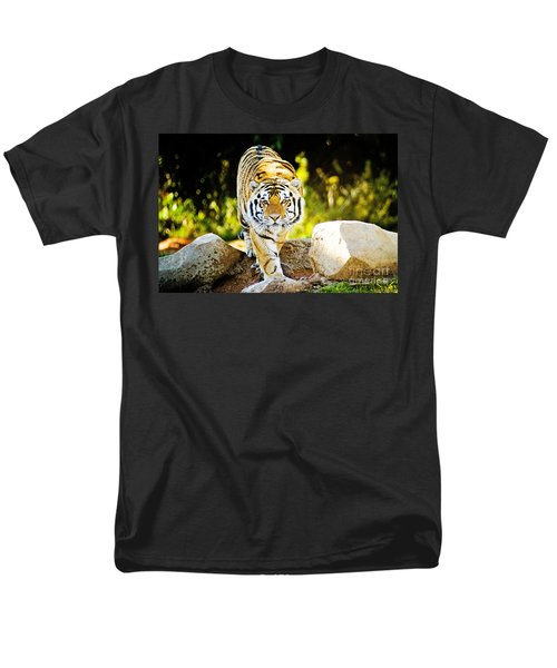 Stalker Men's T-Shirt  (Regular Fit) by Scott Pellegrin